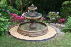 Gartenbrunnen Barrington Fountain 1